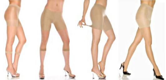 Modelos de fajas Spanx by Sara Blakely