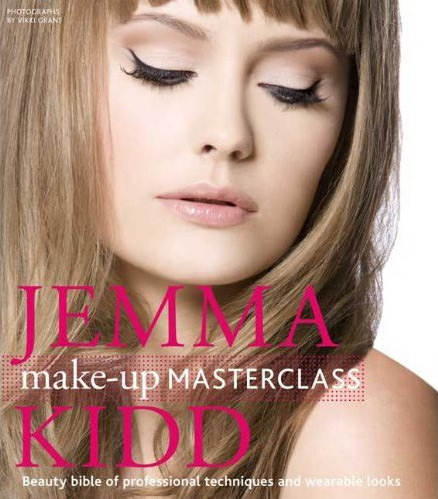 libro Jemma Kidd Make-Up Masterclass