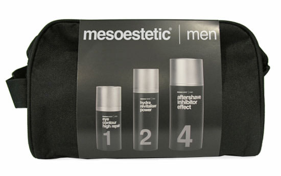 neceser Essential for men de Mesoestetic