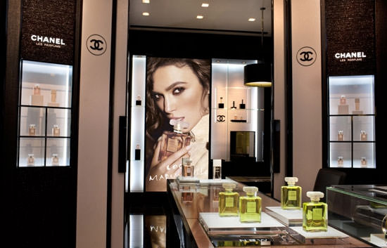 Espace Parfum de Chanel