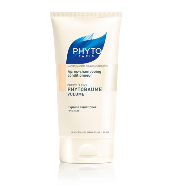 acondicionador Phytobaume Volume para cabello fino