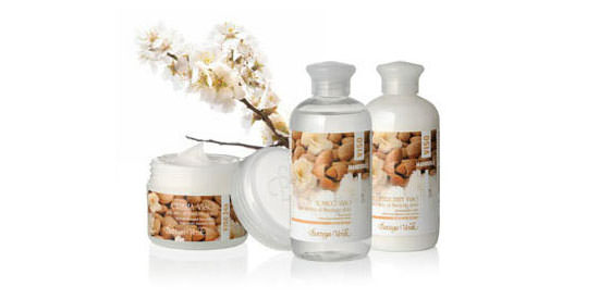 Gel De Baño Bottega Verde: el delicado aroma de la almendra y sus muchos beneficios para la piel