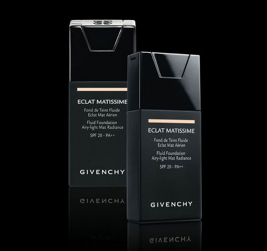 base de maquillaje Eclat Matissime de Givenchy