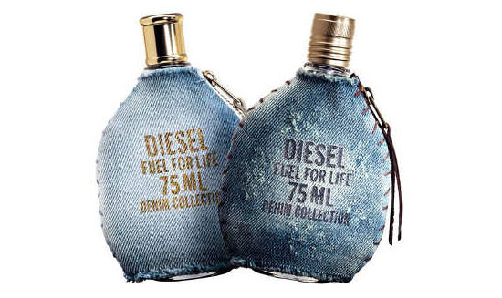 dos versiones de Fuel for Life Denim de Diesel