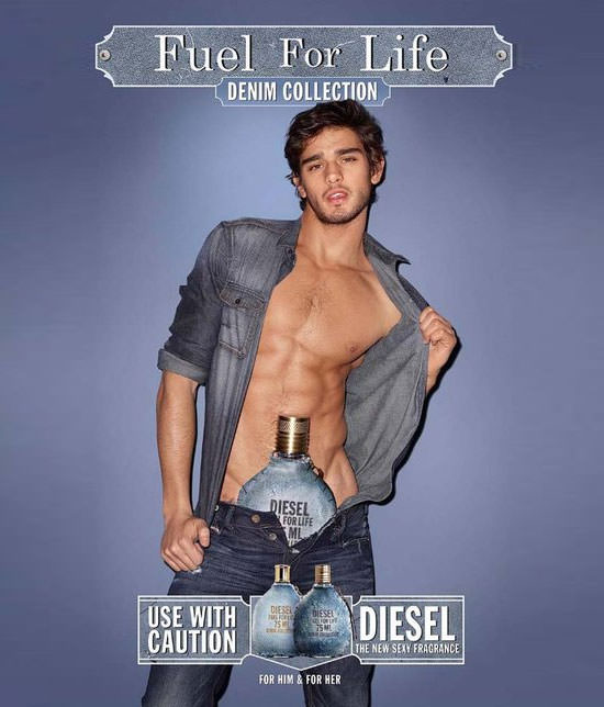 modelo Fuel for Life Denim de Diesel