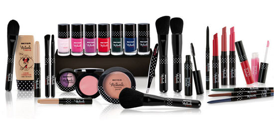 Colección Minnie Make Up de Beter