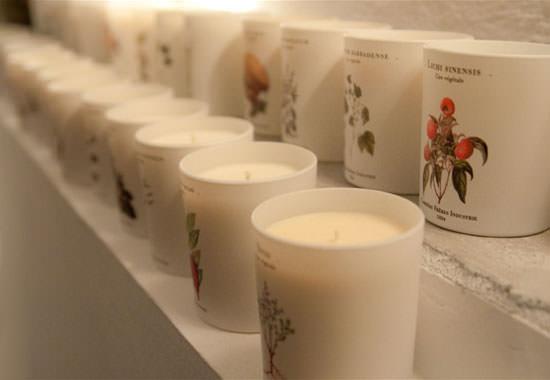 velas aromáticas Carrière Frères