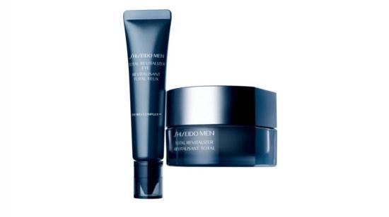 línea masculina de Shiseido