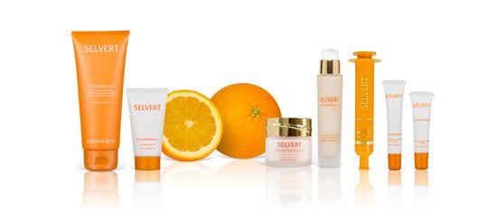línea Pure Vitamin C de Selvert