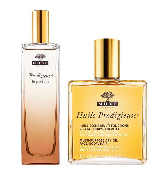 Prodigieux Le Parfum y Huile Prodigieuse