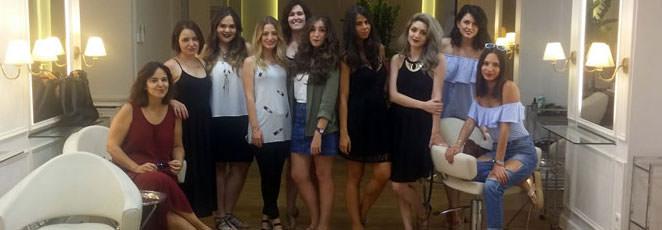 Cosmetiktrip5, las Participantes