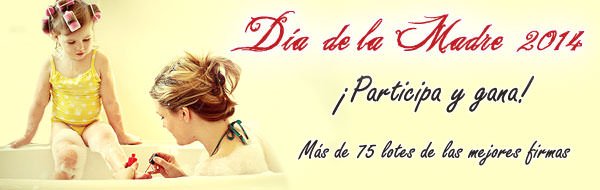 Especial día de la madre 2014 con Cosmetik.es