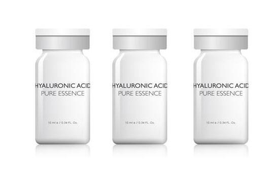 ácido hialurónico inyectable