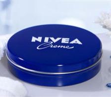 Lata azul de Nivea