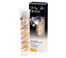 Olay Definity colour enhancer