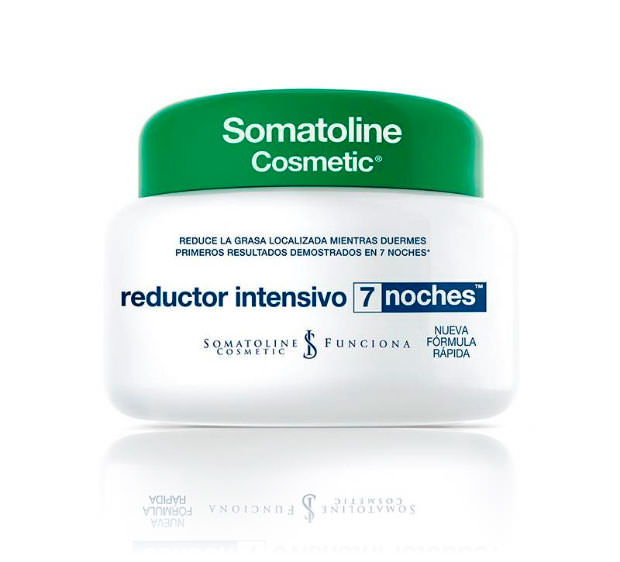 Reductor intensivo 7 noches Somatoline