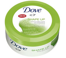 Dove Shape Up