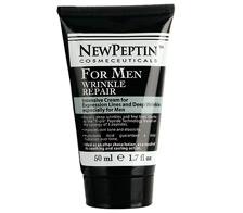 NewPeptin crema antiarrugas para hombre