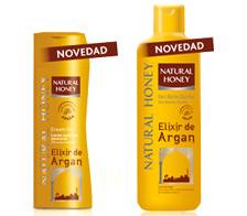 Elixir de Argán de Natural Honey