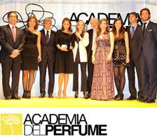Presidente y jurado de la Academia del Perfume