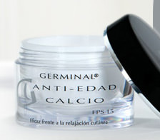 Crema anti-edad Calcio de Germinal