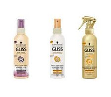 Gliss Magic Sérum y Protector Calor