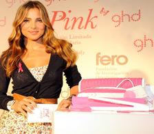 Elsa Pataky Pink Solidaria