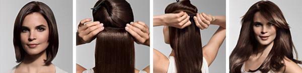 Extensiones Magic Hair