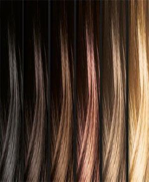 colores de las extensiones Magic Hair