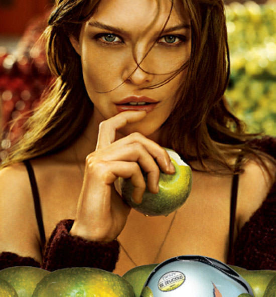 modelo Be Delicious de DKNY