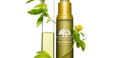 Plantscription de Origins - serum antiedad