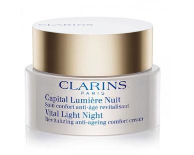 Capital Lumière Nuit de Clarins