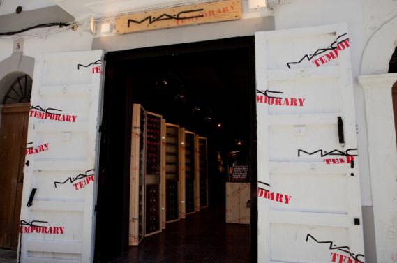 Tienda temporal de MAC Cosmetics