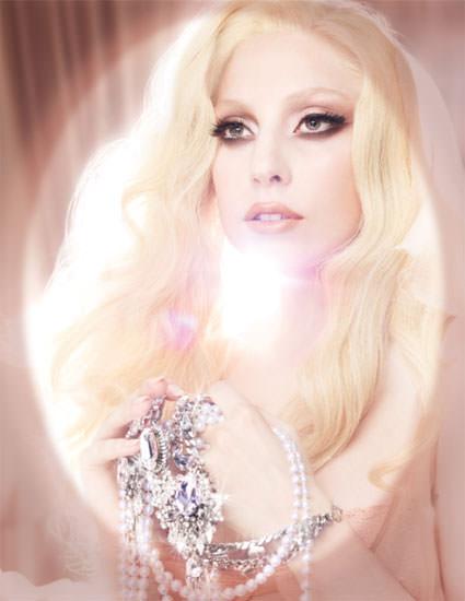 Lady Gaga para Viva Glam de Mac
