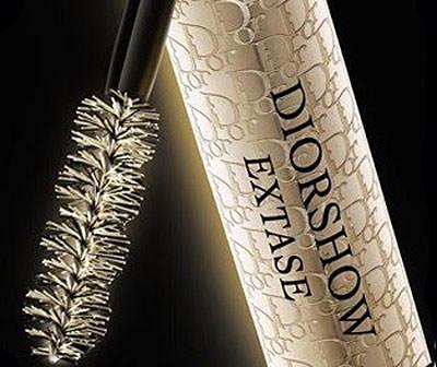 Detalle de la máscara Diorshow Extase