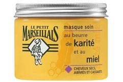 mascarilla de manteca de Karité y miel de Le Petit Marseillais
