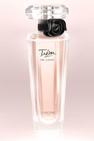 Trésor In Love, la nueva fragancia de Lancôme