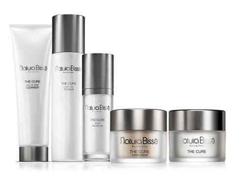 productos The Cure de Natura Bissé