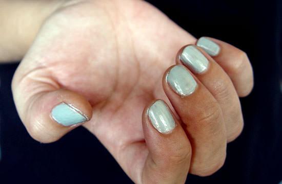 Lacas de uñas Sweet Sapphire