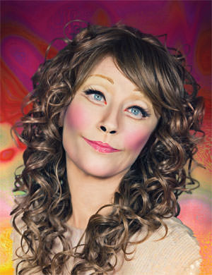 Cindy Sherman para MAC Cosmetics