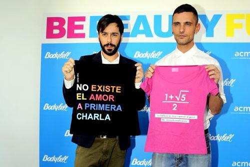 David Delfín y Juanjo Oliva para Bodybell