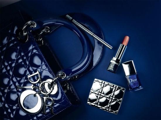 colección Dior Tie Blue