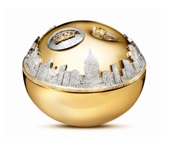 Golden Delicious de 1 millón de dólares de DKNY