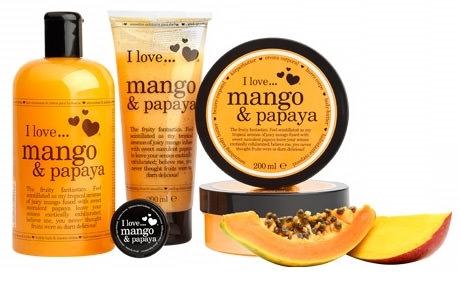 I love… Mango y Papaya
