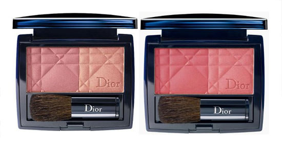 Los coloretes DiorBlush