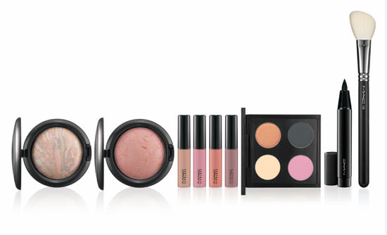 productos Cindy Sherman para MAC Cosmetics