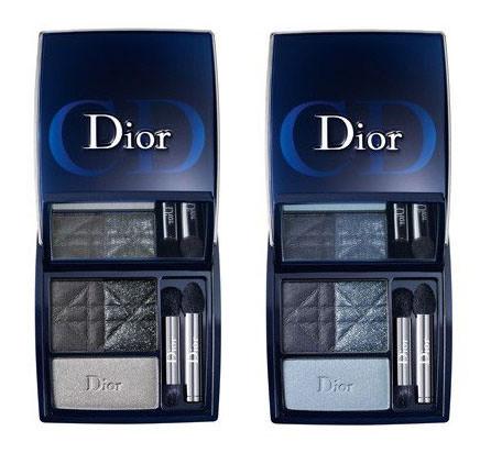 paletas Dior 3 Coleurs Smoky Palettes