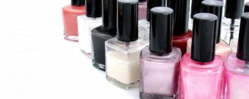 Tendencia esmalte de uñas