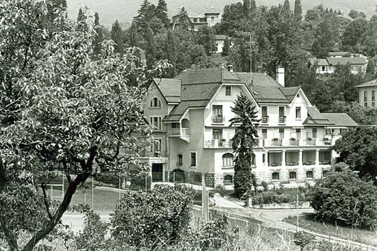 Clinique La Prairie en 1931