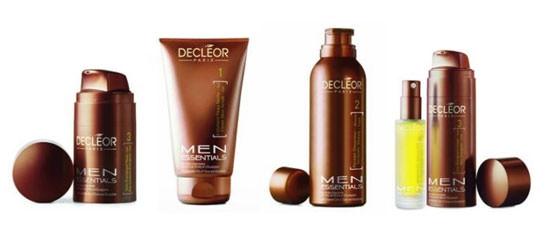 línea de productos Men Skincare de Decléor